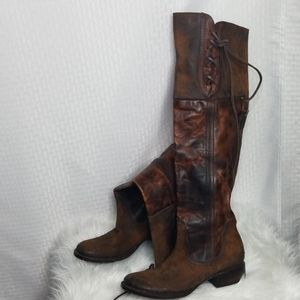 Gorgeous!Freebird by Steven boots sz 7 style West
